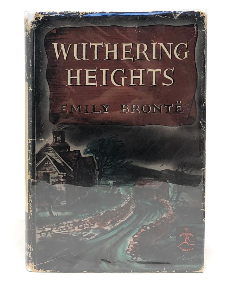 Wuthering Heights. Emily Bronte, Royal A. Gettmann, Paul Galdone, Fritz Eichenberg, Intro., Cover Art, Illust.