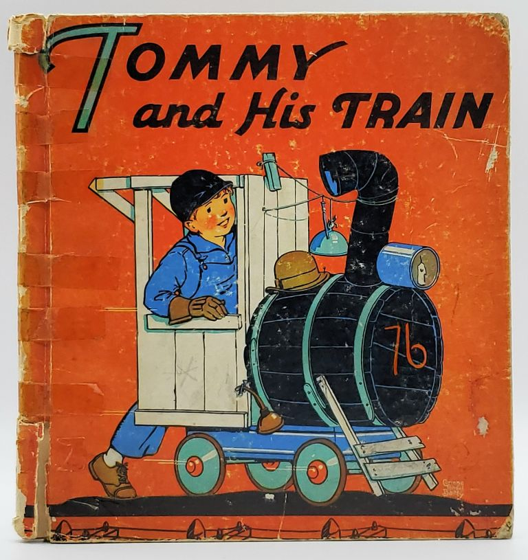 Tommy and His Train. Marion L. McNeil, Corinne R. Bailey, Illust.