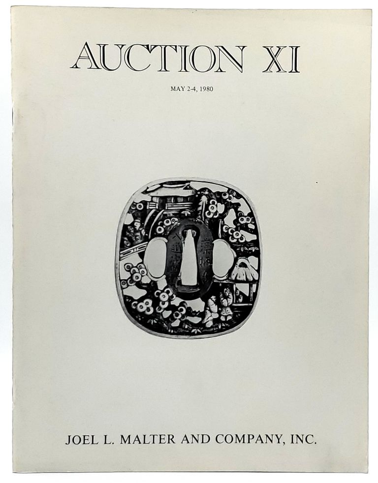 Ancient Coins and Primitive Monies of the World, San Francisco, May 2-4, 1980 [Joel L. Malter & Co. Auction Catalog]