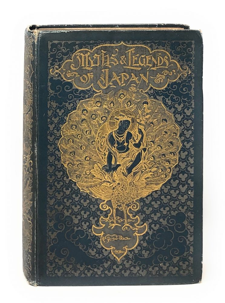 Myths & Legends of Japan. F. Hadland Davis, Evelyn Paul, Illust.