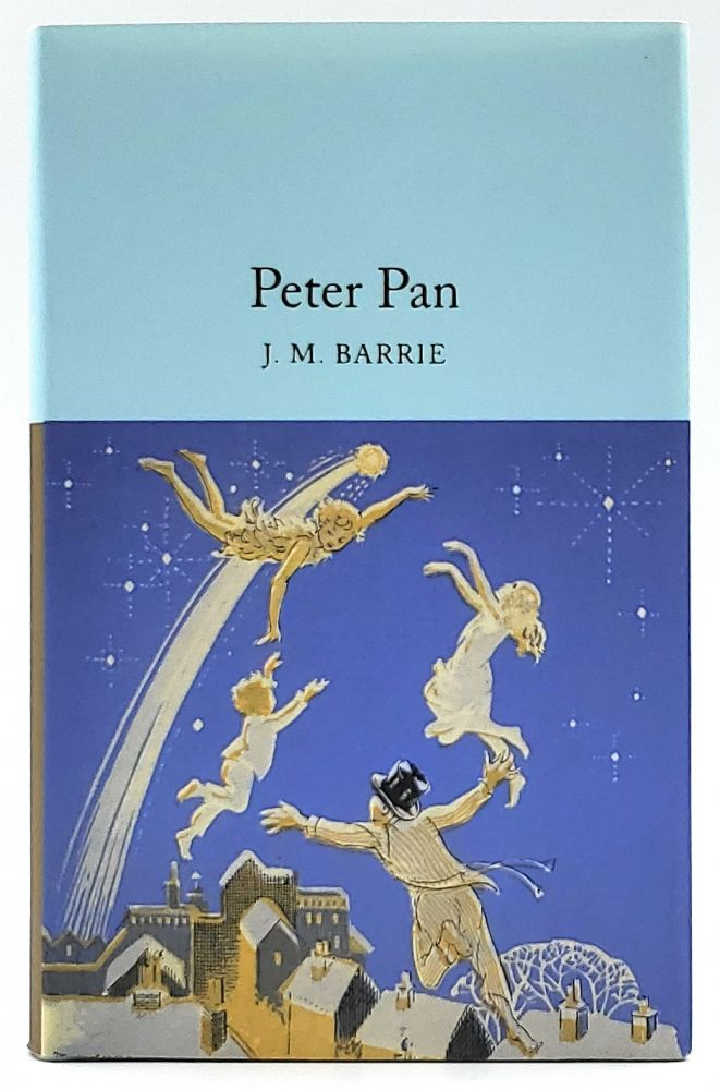 Peter Pan (Macmillan Collector's Library). J. M. Barrie, F. D. Bedford, Ned Halley, Illust., Afterword.