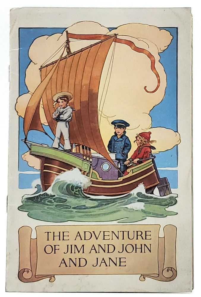 The Adventure of Jim and John and Jane
