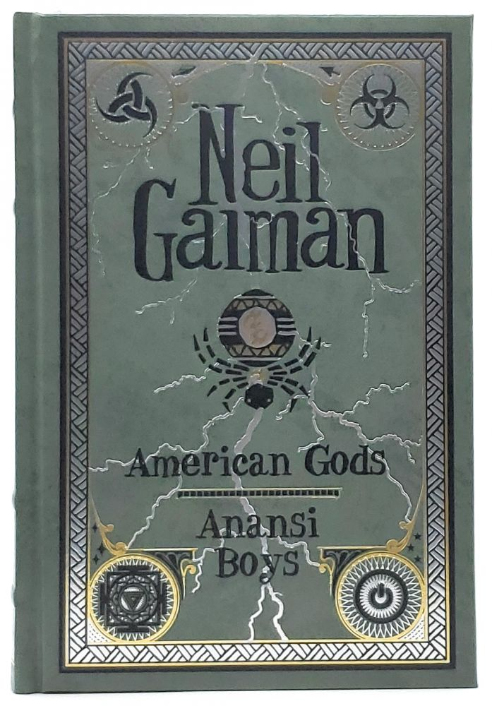 American Gods [and] Anansi Boys (Two Volumes in One). Neil Gaiman.