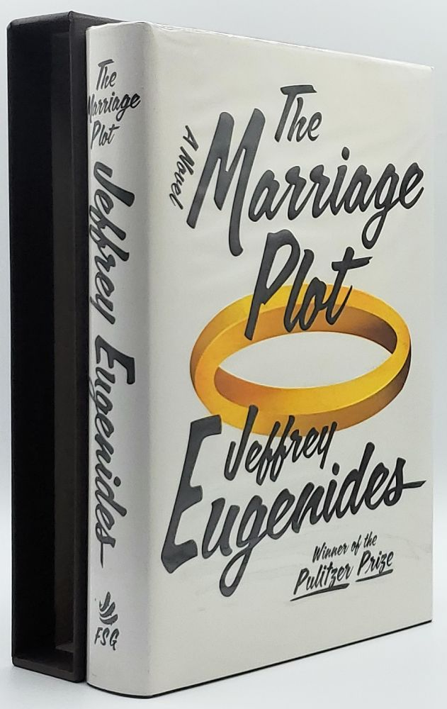 The Marriage Plot [SIGNED FIRST EDITION]. Jeffrey Eugenides.