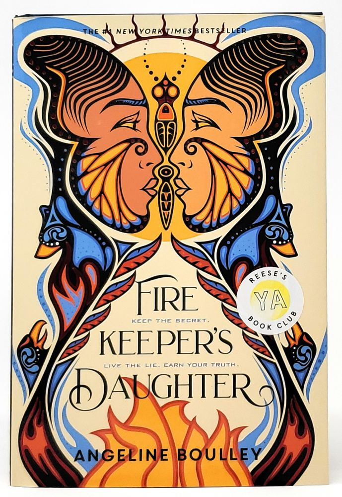 Firekeeper's Daughter [SIGNED]. Angeline Boulley.