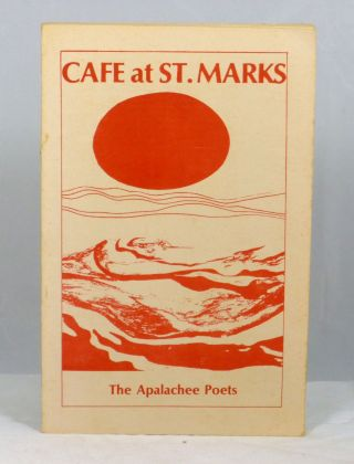 Cafe at St. Marks, The Apalachee Poets. Van K. Brock, David Jordan, Hal Steven Shows