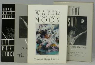 Night Sun: An Initiation Trilogy (3 Vols. in Slipcase). Thomas Rain Crowe