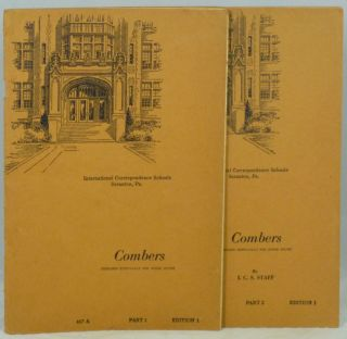 Combers, Prepared Especially for Home Study: Parts 1 and 2 (2 Vols.)