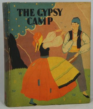 The Gypsy Camp (Dick and Janet Cherry Series). Howard R. Garis