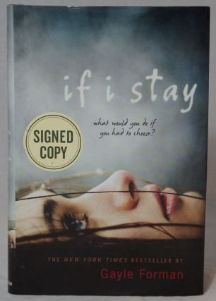If I Stay. Gayle Forman