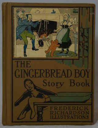 The Gingerbread Boy Story Book: A Treasury of Sunshine Stories for Children. Frederick...