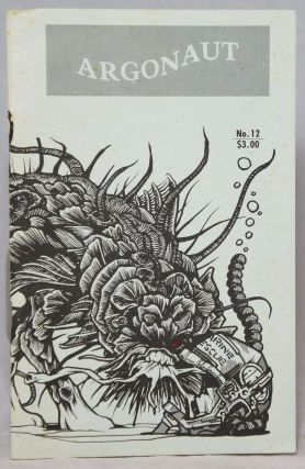Argonaut: Magazine of Weird Fantasy/Science Fiction, Number 12, Fall 1985/Winter 1986. Michael...