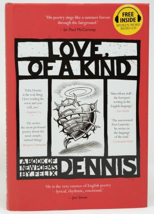 Love, Of a Kind. Felix Dennis, Eric Gill, Illust