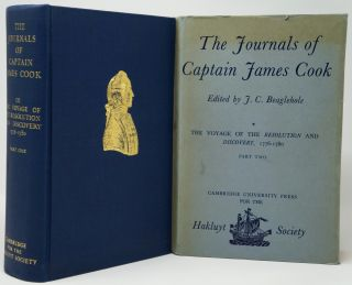 The Journals of Captain James Cook, Volume III: The Voyage of the Resolution and Discovery, 1776-1780, Part One and Part Two [Two Volume Set]