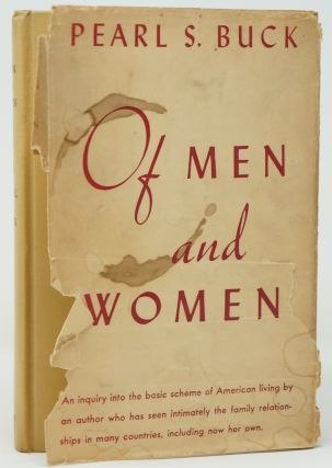 Of Men and Women (Special Edition Published for the Committee on Economic and Legal Status of Women of the American Association of University Women)
