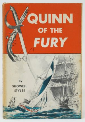 Quinn of the Fury. Showell Styles