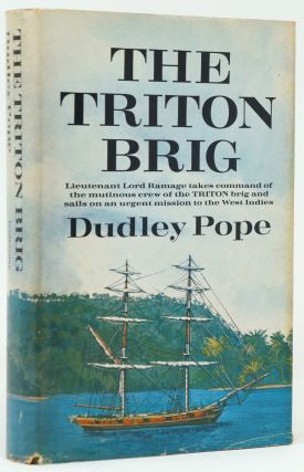 The Triton Brig. Dudley Pope
