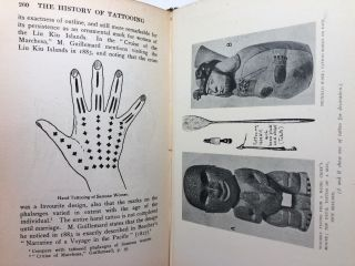 The History of Tattooing and Its Significance, with Some Account of Other Forms of Corporal Marking