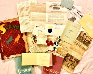 Gail R. Willits Girl Scout Archive