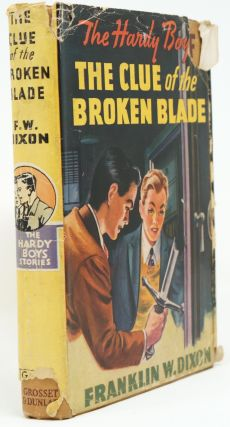 The Hardy Boys: The Clue of the Broken Blade