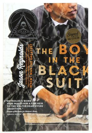 The Boy in the Black Suit. Jason Reynolds
