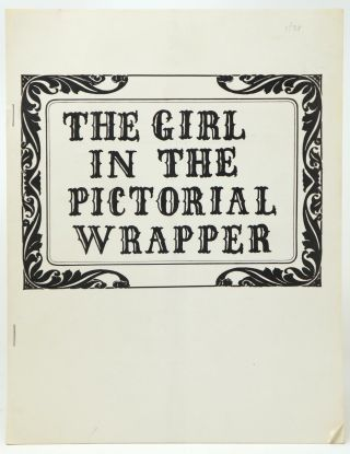 The Girl in the Pictorial Wrapper: An Index to Reviews of Paperback Original Novels in the New...