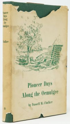 Pioneer Days Along the Ocmulgee