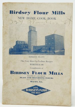 Birdsey Flour Mills New Home Cook Book