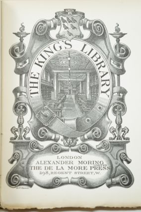 The Gull's Hornbook (The King's Library)