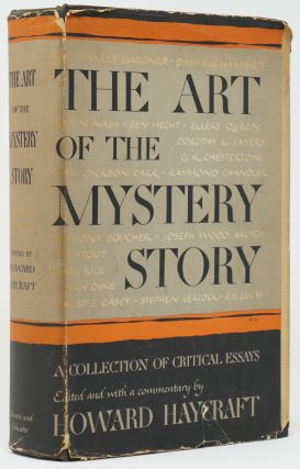 The Art of the Mystery Story: A Collection of Critical Essays. Howard Haycraft
