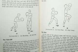 Three Vintage Basketball Coaching Books: Illustrated Basketball Coaching Techniques, Basketball Coach's Complete Handbook, and Basketball for the High School Coach and the Physical Education Teacher [Three Books]