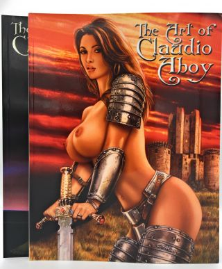 The Art of Claudio Aboy, Volumes 1 and 2. Claudio Aboy.
