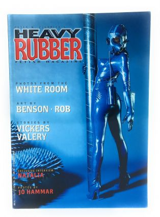 Heavy Rubber Fetish Magazine No. 1. Peter W. Czernich, Jo Hammar, Photos