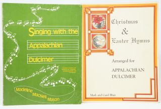 4 Books on the Appalachian Dulcimer: In Search of the Wild Dulcimer, Jean Ritchie's Dulcimer People, Singing with the Appalachian Dulcimer, Christmas & Easter Hymns Arranged for Appalachian Dulcimer [4 Books]