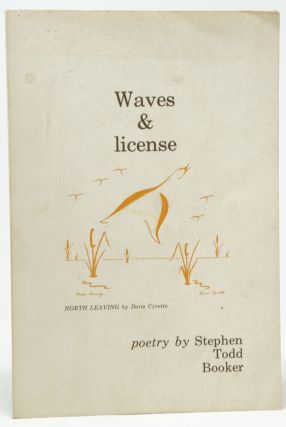 Waves & license. Stephen Todd Booker