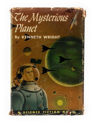 The Mysterious Planet. Kenneth Wright.