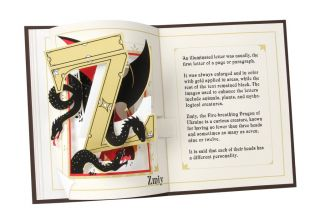 A to Z: Marvels in Paper Engineering