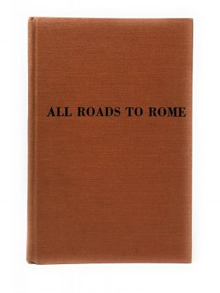 All Roads to Rome. Roger Aycock