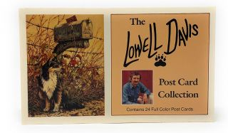 The Lowell Davis Post Card Collection. Lowell Davis