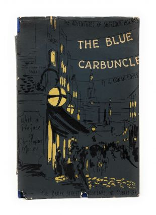The Adventure of the Blue Carbuncle (The Adventures of Sherlock Holmes). A. Conan Doyle,...
