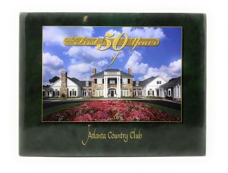 The First 50 Years of the Atlanta Country Club