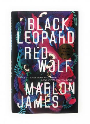 Black Leopard Red Wolf. Marlon James.