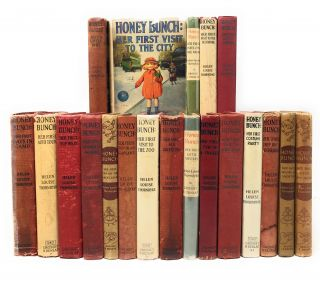 20 Vintage Honey Bunch Books] Honey Bunch: Just a Little Girl, Her First Visit to the City, Her...
