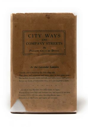 City Ways and Company Streets. Private Charles Divine