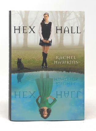Hex Hall. Rachel Hawkins