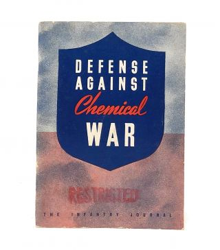 Defense Against Chemical War