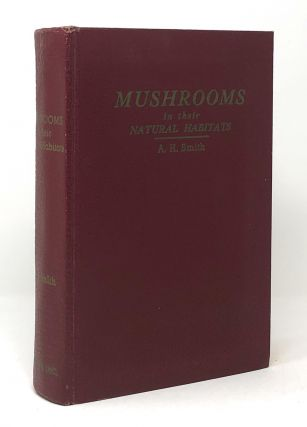 Mushrooms in Their Natural Habitats, with Stereoscope and 33 Stereographic Reels