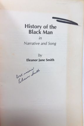 History of the Black Man in Narrative and Song