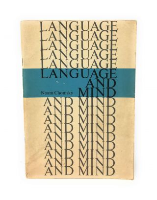 Language and Mind. Noam Chomsky