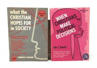 When Christians Make Political Decisions [and] What the Christian Hopes for in Society [Two...